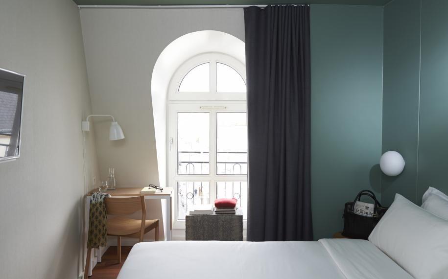 Hôtel Cabane - Chambre
