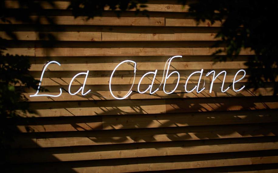 Hôtel Cabane - Réception